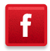 Facebook red icon