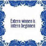 ondernemerschap intern