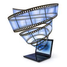 film uit laptop